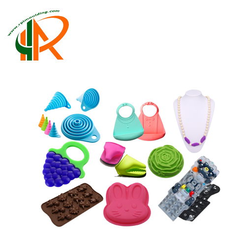 Silicone parts manufacturer China